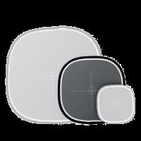 Lastolite LL LR20LL LR2050 Ezybalance 50cm 18% Grey/White мишень для настройки фотокамеры