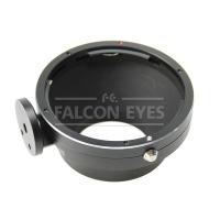 Falcon Eyes переходное кольцо Pentax 67 на Canon EOS