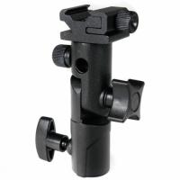 Lumifor LFLH-02 держатель для установки вспышки и зонта на студийную стойку