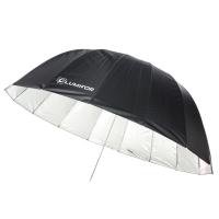 Lumifor LUSB-18016 ULTRA зонт на отражение серебряный 180 см 16 спиц
