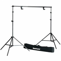 Manfrotto 1314B SET STANDS and SUPPORT and BAG and SPRING комплект для установки фона