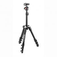 Manfrotto MKBFR1A4B-BH Befree One штатив и шаровая головка для фотокамеры (черный)