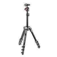 Manfrotto MKBFR1A4D-BH Befree One штатив и шаровая головка для фотокамеры (серый)