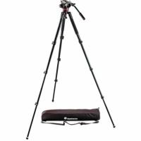 Manfrotto MVK502AQ штатив с видеоголовкой для видеокамеры