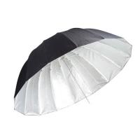 Phottix Para-Pro ESF (85348) зонт-отражатель черно-серебрянный 130 см (50