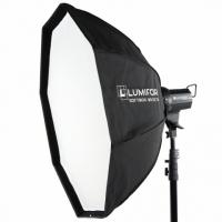 Lumifor LO-90 ULTRA октобокс 90 см с адаптером Bowens