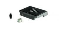 Manfrotto 200PL ACCESSORY QUICK RELEASE PLATE алюминиевая быстросъемная площадка
