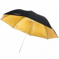 Lumifor LUGB-84 ULTRA зонт на отражение золотой 84 см