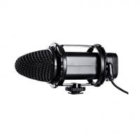 Fujimi BY-V02 стереомикрофон для DSLR и видеокамер