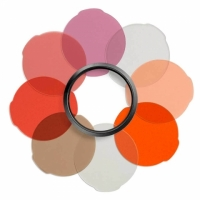 Manfrotto MLFILTERPRT портретные гелевые фильтры для приборов Lumie