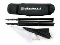 Elinchrom (20564) EL Stand's Set + Umbrellas набор стоек с зонтом