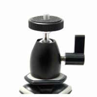 Fujimi FLBH-01 легкая шаровая голова с разъемом вход/выход 1/4 дюйма