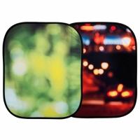 Lastolite LB5730 Summer Foliage/City Lights фотофон складной Out of Focus 150х120 см