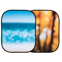 Lastolite LB5731 Autumn Foliage/Seascape фотофон складной Out of Focus 150х120 см