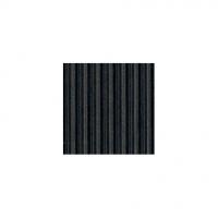 Ella Bella COROBUFF BLACK (11301) фон бумажный гофрированный черный 120x750 см