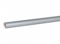 Ella Bella FADELESS METALLIC SILVER (57978) фон бумажный металлик серебряный 120x245 см