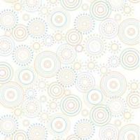 Ella Bella PHOTO BACKDROP HOPSCOTCH CIRCLES (2515) фон бумажный загадочные круги 120х365 см