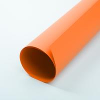 Superior 3710 TANGERINE фон пластиковый 1,0х1,3 м матовый цвет оранжевый
