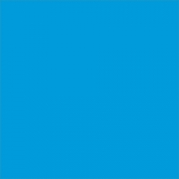 Superior 5047 ELECTRIC BLUE фон пластиковый 1,0х1,3 м матовый цвет электрик