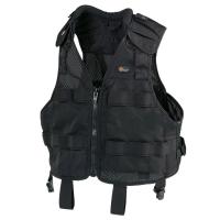 Lowepro S&F Technical Vest black разгрузочный жилет размер S/M