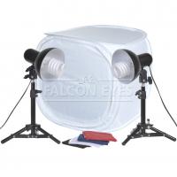 Falcon Eyes LFPB-2 Kit комплект фотобокс 60х60х60 см с освещением для предметной съемки
