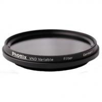 Phottix VND Variable Filter (45113) нейтрально серый регулируемый 58 мм