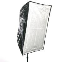 Phottix (82495) HD профессиональный зонт-софтбокс 60х90 см с решеткой и держателем