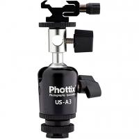 Phottix (87208) поворотная стойка для вспышки и зонта-отражателя A3