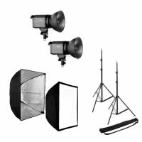 Grifon QL-1000 Heat SS9 Kit набор галогенных осветителей с софтбоксами