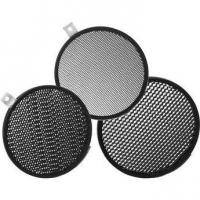 Bowens BW-1864 набор сотовых фильтров 15, 30 и 40 градусов для 18 см рефлектора