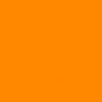 Chris James Deep Orange 158 фолиевый фильтр темно-оранжевый