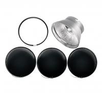 Elinchrom (26135) Grid Set 18 см комплект рефлектор + соты