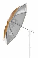 Grifon GS-84 комбинированный зонт серебро-золото