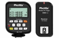 Phottix Odin (89060) комплект радиосинхронизаторов TTL для Canon v1.5