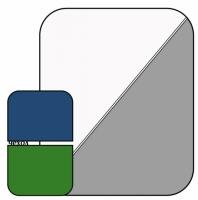 Grifon KIT-1B4 фон двухсторонний с чехлом