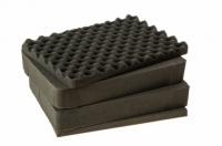 Profcase Foam PRC 35.23-3/13 насеченный адаптивный поропласт для кейса