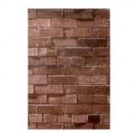 Superior 140199 dark brown фон бумажный «кирпичный» 2,10х11м темно-коричневый