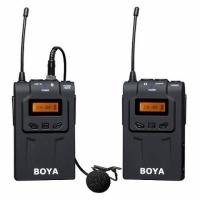 Boya BY-WM6 беспроводная микрофонная система 100 метров 48 каналов