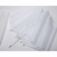 MingXing 2-folded Translucent Umbrella 45