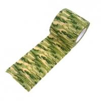 Fotokvant NVF-3196 водонепроницаемая клейкая лента камуфляжного цвет травы
