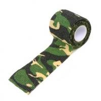 Fotokvant NVF-3197 водонепроницаемая клейкая лента камуфляжного цвет лесной зелени