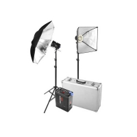JINBEI DCII-600 Battery Flash Kit комплект на основе генератора