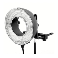 Jinbei DC-1200 Ring Flash Head вспышка