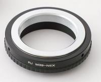 Falcon Eyes переходное кольцо M39 на Sony Nex