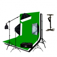 FST STUDIO KIT STAB комплект постоянного света со стедикамом