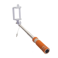 Rekam монопод для селфи SelfiPod S-350R оранжевый