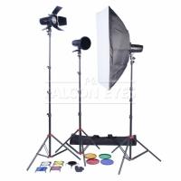 Falcon Eyes SSK 2-150BJ/1-200BJ PRO комплект импульсного освещения