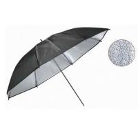 Smartum Grained umbrella 100 зонт серебряный с гранулированной поверхностью отражающий 100 см