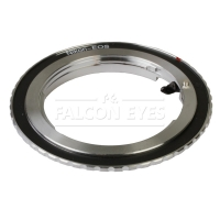 Falcon Eyes переходное кольцо Nikon на Canon EOS - B с чипом