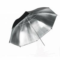 Grifon S-84 зонт серебряный 84 см